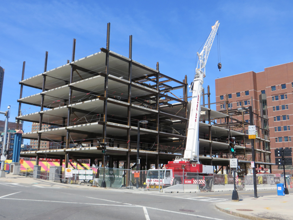 Envoy Hotel, Autograph Collection by Marriott Now Under Construction in Boston, MA